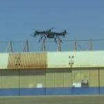 ボーイングの実験的貨物ドローン が最初の屋外飛行に成功