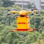 DHL ExpressとEhangが提携 中国都市部のドローン配送に向けタッグ