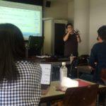 【慶大ドローン】ドロゼミで推力とプロペラの関係学習 6月から製作へ!
