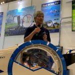 エアロネクストNext MOBILITY®を発表 移動? その前に『空飛ぶゴンドラ』で飛行体験を