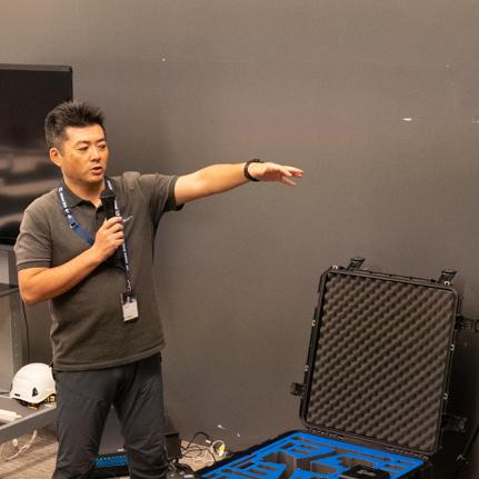 「アマナ空撮技術コース」スタート 空撮チーム airvision のノウハウが DJI 講 習の「UTC」で