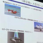 来春の「JapanDrone2020」に水上離着陸機、帆船型ドローンなど出展 出展社説明会、都内で開催