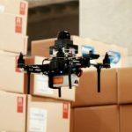 ブルーイノベーション、新屋内飛行システム「BI AMY2」発売を発表 京セラと移動通信中継局の開発も