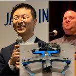 米Skydioが日本市場参入! JIWが橋梁点検で独占パートナーシップ契約を締結
