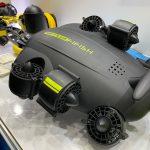 黒いFIFISH V6 PLUSの実機お披露目 CFD販売が「ロボデックス」で