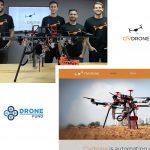 DRONE FUNDがイスラエルのシヴドローンに出資 ドローンで杭打ちする技術を展開