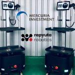 Rapyuta Robotics、マーキュリアインベストメントから資金調達