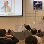 【Japan Drone 2020】ドローン議連・田中会長代理 「都市輸送に不可欠になる」