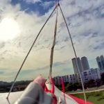 空飛ぶ帆船ドローン「Type-P」の着水実験動画を公開 エバーブルーテクノロジーズ