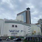 神戸市、三宮上空から外出自粛要請アナウンス ドローンで「助かる命を助けるために」
