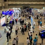 【Japan Drone 2021】開幕初日、午前から関係者が続々来場 注目のソニーは説明会場増設