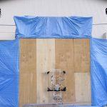 アイ・ロボと光洋機械が壁面のぼるスパイダーロボ 昇降式足場とウインチで【DF】
